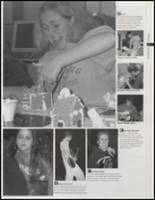 2003 Laingsburg High School Yearbook Page 18 & 19
