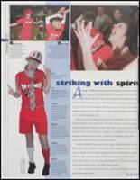 2003 Laingsburg High School Yearbook Page 20 & 21