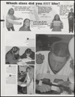 2003 Laingsburg High School Yearbook Page 22 & 23