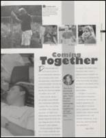 2003 Laingsburg High School Yearbook Page 26 & 27
