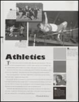 2003 Laingsburg High School Yearbook Page 40 & 41