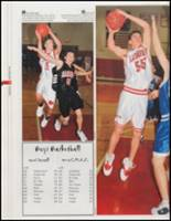 2003 Laingsburg High School Yearbook Page 50 & 51