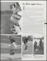 2003 Laingsburg High School Yearbook Page 60 & 61