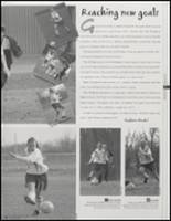 2003 Laingsburg High School Yearbook Page 68 & 69