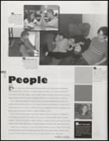 2003 Laingsburg High School Yearbook Page 70 & 71