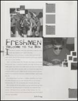 2003 Laingsburg High School Yearbook Page 74 & 75