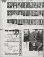 2003 Laingsburg High School Yearbook Page 76 & 77