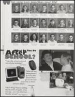 2003 Laingsburg High School Yearbook Page 78 & 79