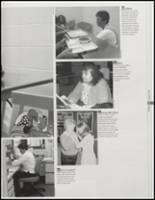 2003 Laingsburg High School Yearbook Page 92 & 93