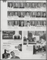 2003 Laingsburg High School Yearbook Page 96 & 97