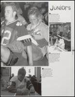 2003 Laingsburg High School Yearbook Page 100 & 101