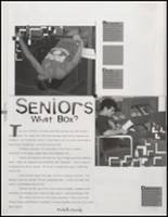 2003 Laingsburg High School Yearbook Page 104 & 105