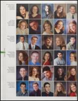 2003 Laingsburg High School Yearbook Page 106 & 107