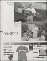 2003 Laingsburg High School Yearbook Page 108 & 109