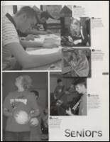 2003 Laingsburg High School Yearbook Page 112 & 113