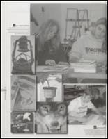 2003 Laingsburg High School Yearbook Page 126 & 127