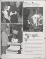 2003 Laingsburg High School Yearbook Page 136 & 137