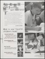 2003 Laingsburg High School Yearbook Page 140 & 141