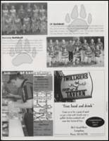 2003 Laingsburg High School Yearbook Page 156 & 157