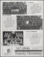 2003 Laingsburg High School Yearbook Page 160 & 161