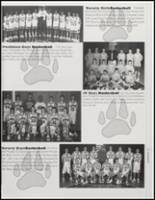 2003 Laingsburg High School Yearbook Page 164 & 165