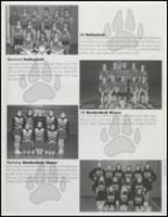 2003 Laingsburg High School Yearbook Page 166 & 167