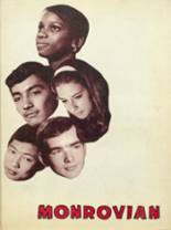 1968 Yearbook Monroe High School