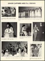 1966 Princess Anne High School Yearbook Page 20 & 21