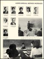 1966 Princess Anne High School Yearbook Page 34 & 35