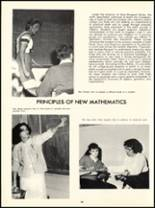1966 Princess Anne High School Yearbook Page 38 & 39