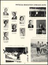 1966 Princess Anne High School Yearbook Page 42 & 43