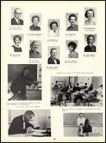 1966 Princess Anne High School Yearbook Page 44 & 45