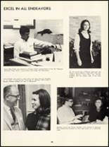 1966 Princess Anne High School Yearbook Page 52 & 53