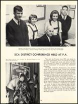 1966 Princess Anne High School Yearbook Page 60 & 61