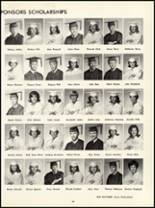 1966 Princess Anne High School Yearbook Page 62 & 63