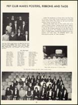 1966 Princess Anne High School Yearbook Page 88 & 89
