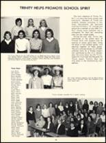 1966 Princess Anne High School Yearbook Page 100 & 101