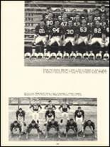 1966 Princess Anne High School Yearbook Page 106 & 107
