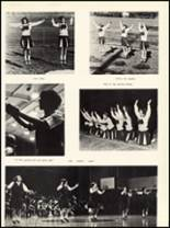 1966 Princess Anne High School Yearbook Page 128 & 129