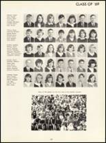 1966 Princess Anne High School Yearbook Page 134 & 135
