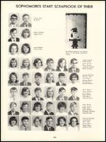1966 Princess Anne High School Yearbook Page 142 & 143