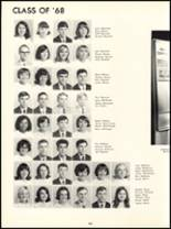 1966 Princess Anne High School Yearbook Page 150 & 151