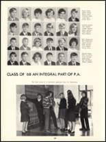 1966 Princess Anne High School Yearbook Page 154 & 155