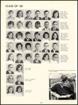1966 Princess Anne High School Yearbook Page 156 & 157