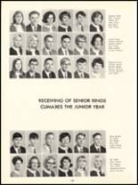 1966 Princess Anne High School Yearbook Page 164 & 165