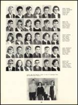 1966 Princess Anne High School Yearbook Page 166 & 167