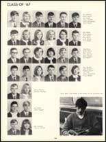 1966 Princess Anne High School Yearbook Page 170 & 171