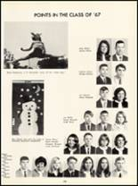 1966 Princess Anne High School Yearbook Page 176 & 177