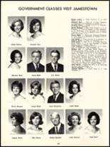 1966 Princess Anne High School Yearbook Page 180 & 181