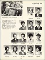 1966 Princess Anne High School Yearbook Page 184 & 185